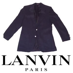 Lanvin Feather Suede Blazer - Super Soft Luxury